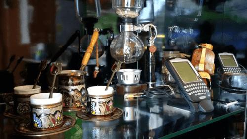 Quán BlackBerry Café