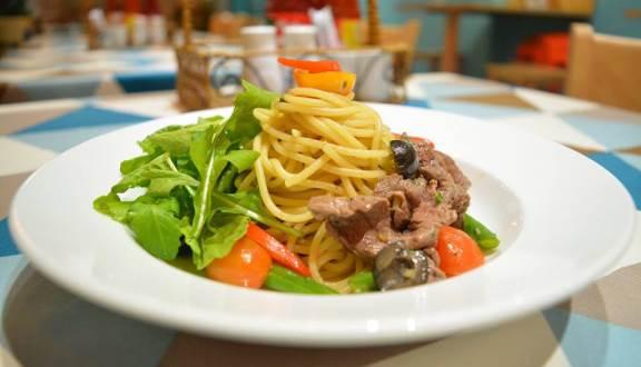 Hẻm Spaghetti