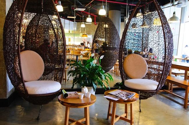 L'Aman Café.