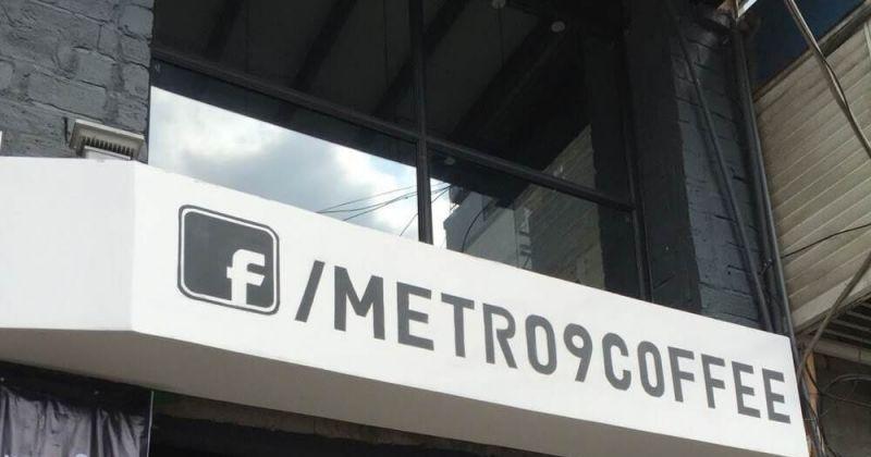 Quán Metro 9 Café