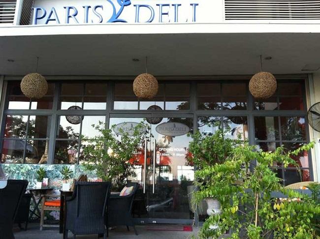 Paris Deli Cafe