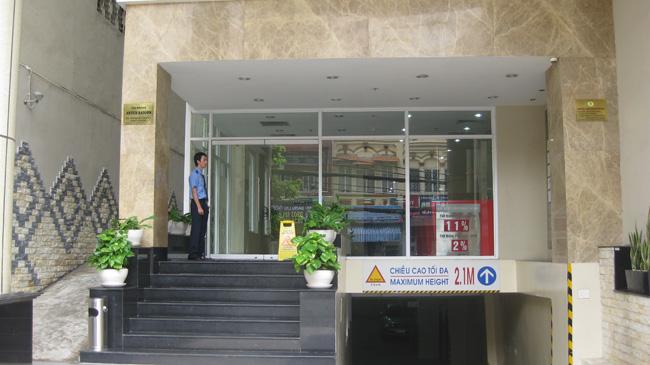 Tòa nhà Artex Saigon Building