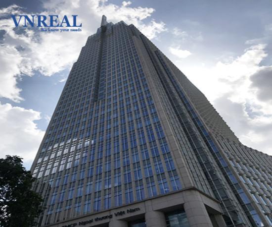 toa nha Vietcombank Tower