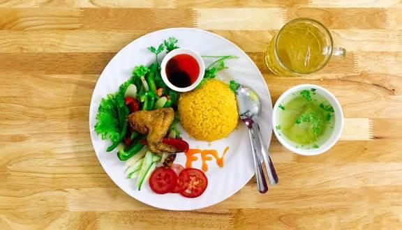FFV Cơm Văn Phòng - Chicken Rice