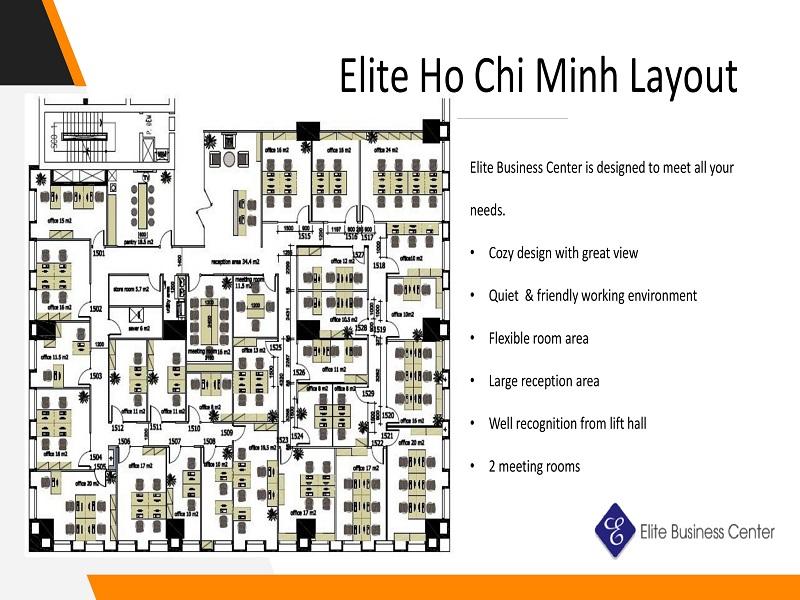 văn phòng trọn gói Elite Business Center