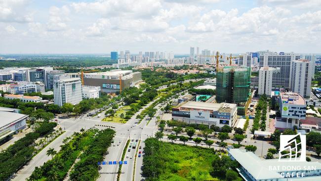 Xu hướng đất nền ven Nam Sài Gòn tăng trưởng