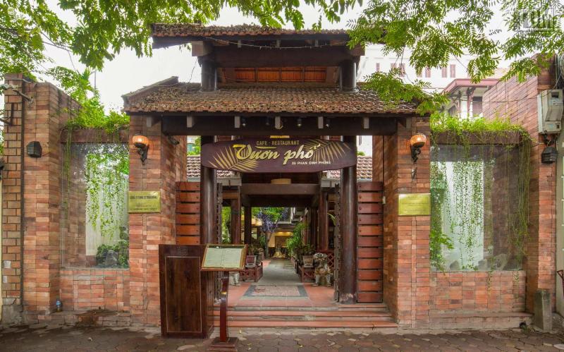 Vườn phố Restaurant
