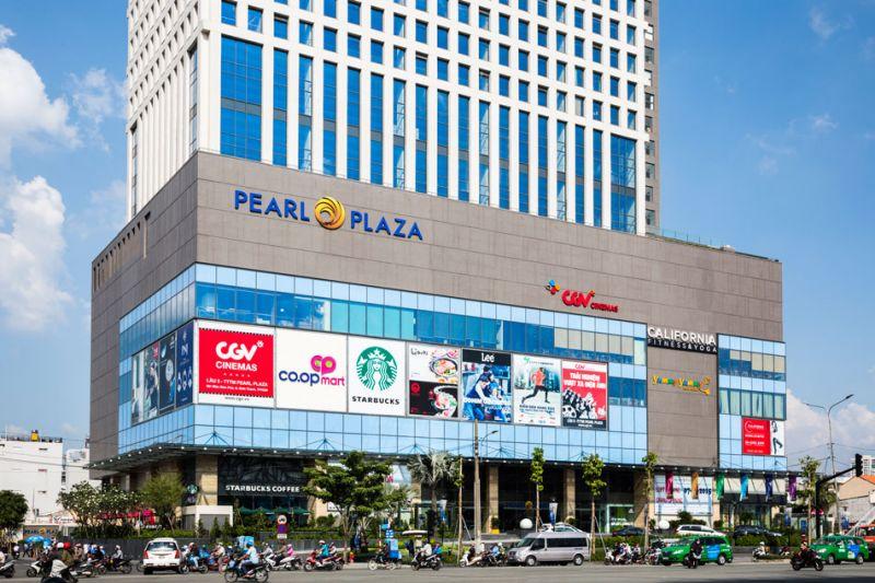 Các công ty trong tòa nhà Pearl Plaza, tòa nhà Pearl Plaza,  quận Bình Thạnh, công ty, tòa nhà