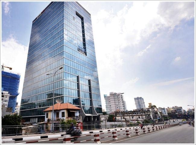 Công ty đang hoạt động trong tòa nhà Ree Tower