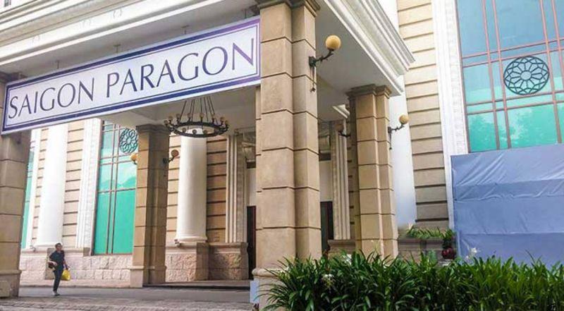 Saigon Paragon Building; công ty trong tòa nhà Saigon Paragon Building