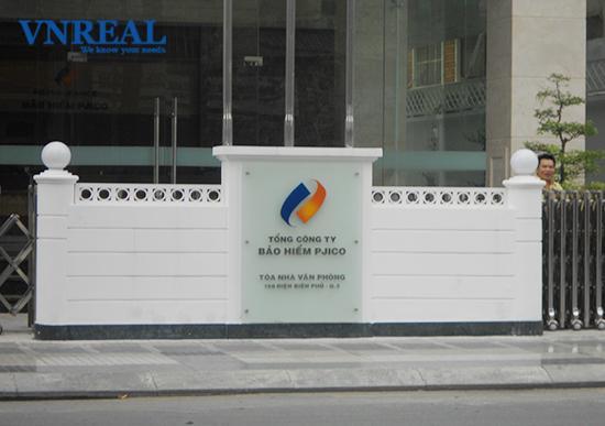 PJICO BUILDING; công ty trong tòa nhà PJICO BUILDING;