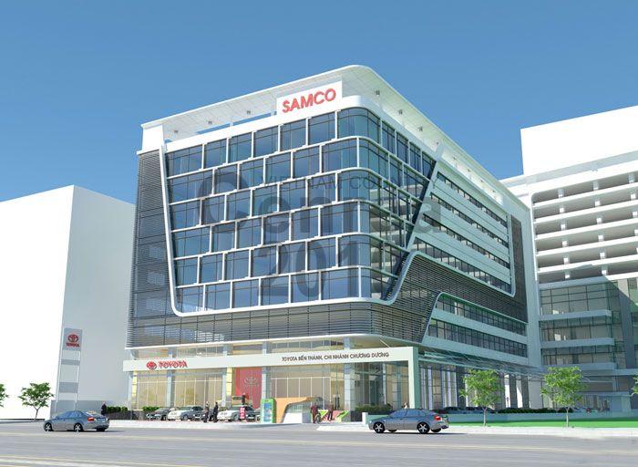 tòa nhà SAMCO, công ty trong tòa nhà samco