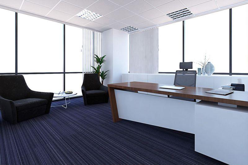 Thiết kế văn phòng công ty PEB STEEL