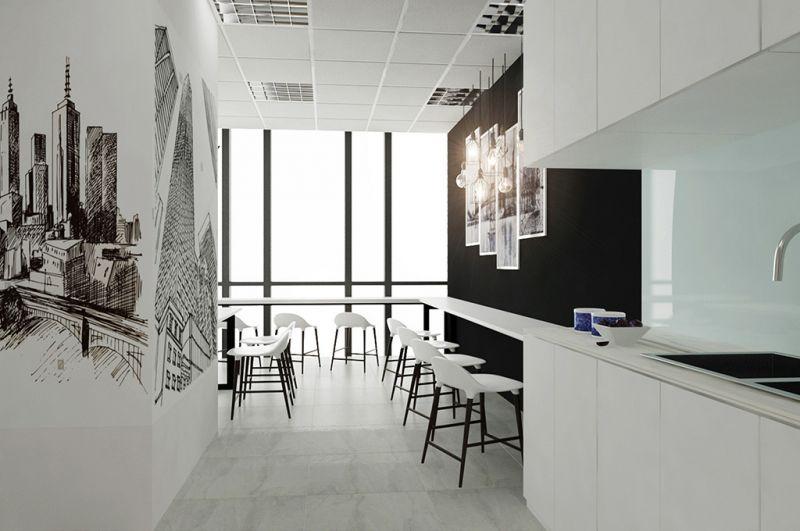 Thiết kế nội thất;  văn phòng;  công ty Country Garden