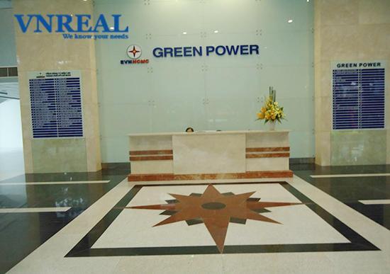 tòa nhà Green Power Tower; công ty trong tòa nhà Green Power Tower