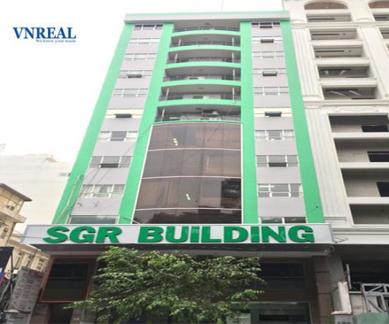 sgr building   cho thue van phong quan 1